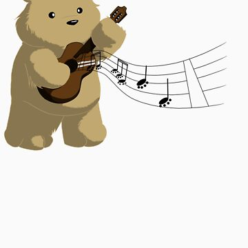 Musical Teddy by jakegr