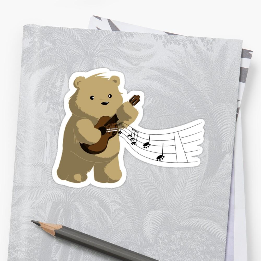 Musical Teddy by jakegr