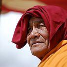 Leh Monk by lutibandoma