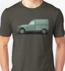 Citroen 2CV Van Unisex T-Shirt