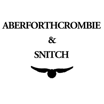 Aberforthcrombie and Snitch by death2lois