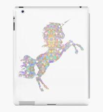 Iridescent Unicorn iPad Case/Skin