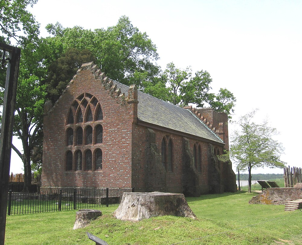 Image result for jamestown church jamestown va