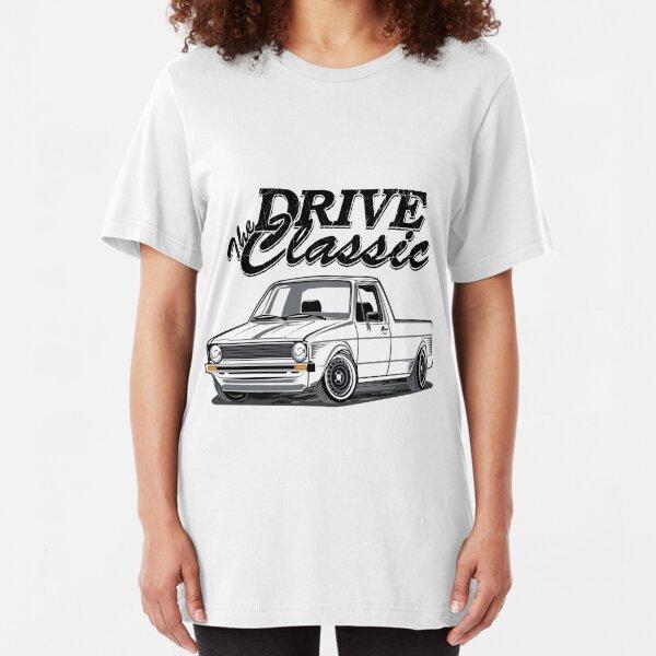 Caddy 14D & quot; Drive the Classic & quot; Slim Fit T-Shirt