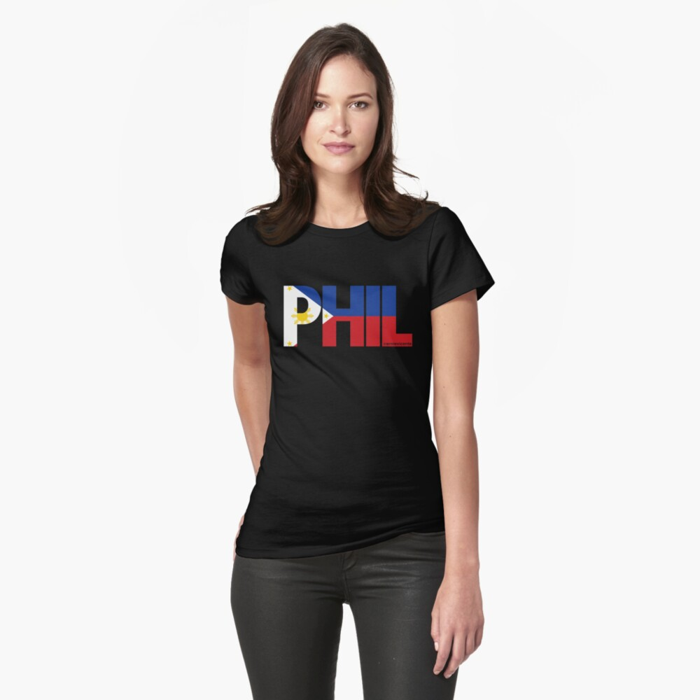Phil Apino Womens T-Shirt Front