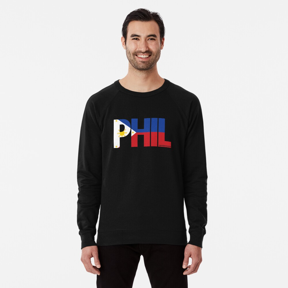 Phil Apino Lightweight Sweatshirt