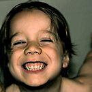 Big Smile :) by Trish Peach
