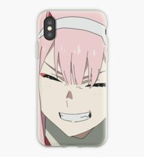Zero Two Smile iPhone Case