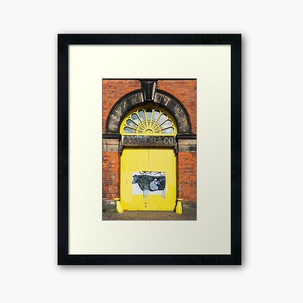 Bonser & Co Digbeth Birmingham Framed Art Print
