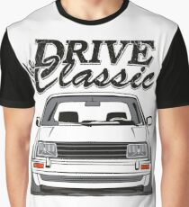"Jetta 2 ""Drive the Classic"" Graphic T-Shirt"