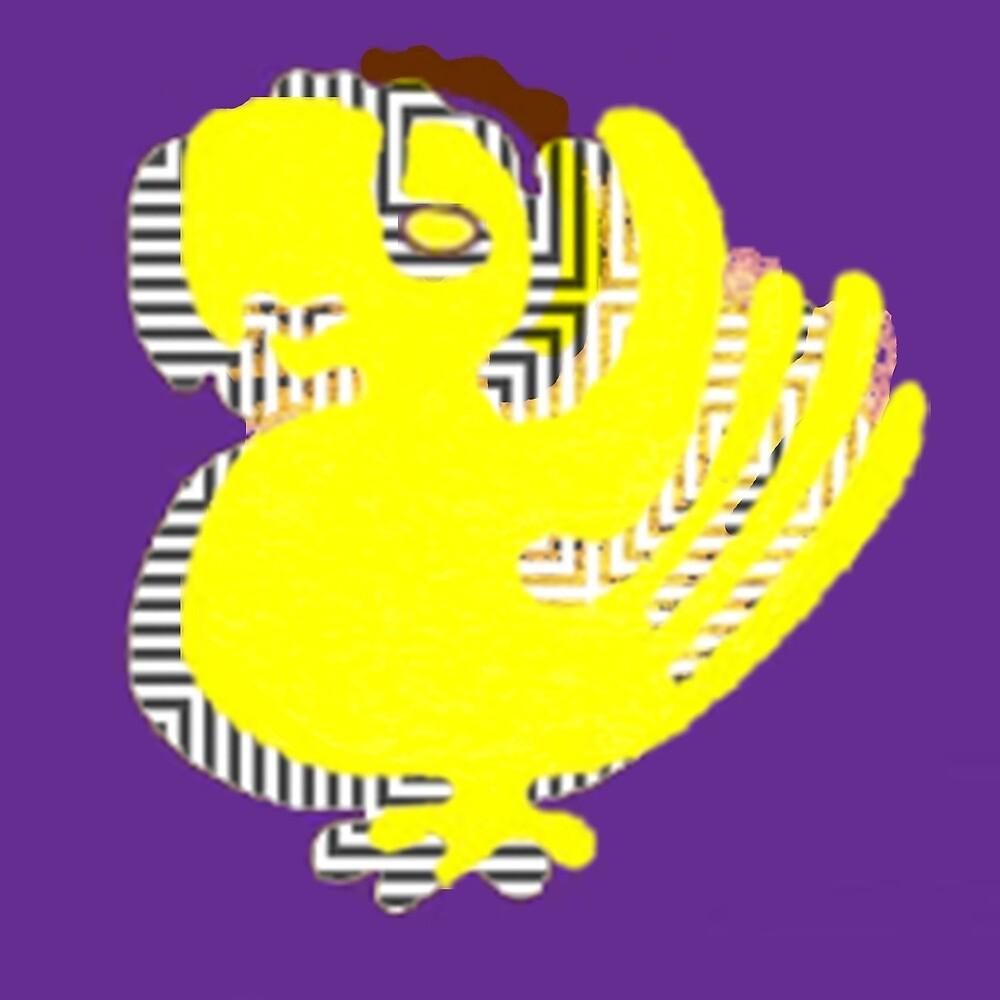 Legends of the Hidden Temple Purple Parrots by ProjectMayhem