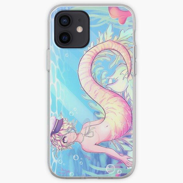 Merliver - Leafy Seadragon Oliver iPhone Soft Case