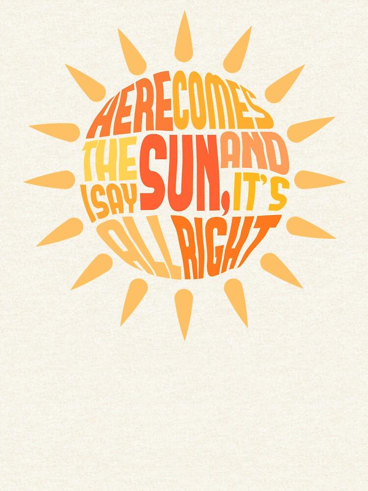 Hier kommt die Sonne von osnapitzami