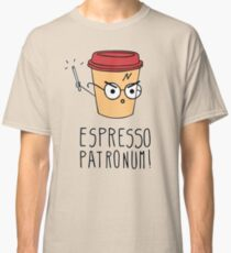 Expresso Patronum Classic T-Shirt