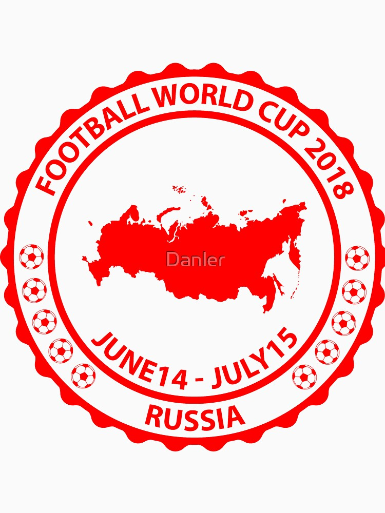 2018 FIFA World Cup by Danler