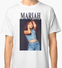 Mariah Carey 1990s throwback - VINTAGE INSPIRED DESIGN Classic T-Shirt