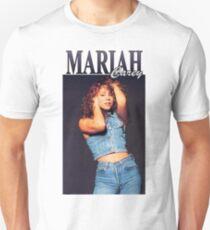 Mariah Carey 1990s throwback - VINTAGE INSPIRED DESIGN Unisex T-Shirt