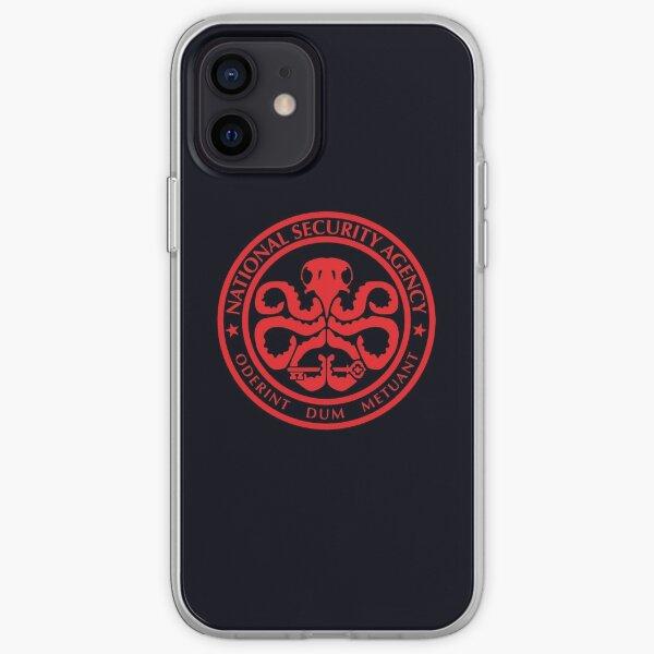 Hail NSA iPhone Soft Case