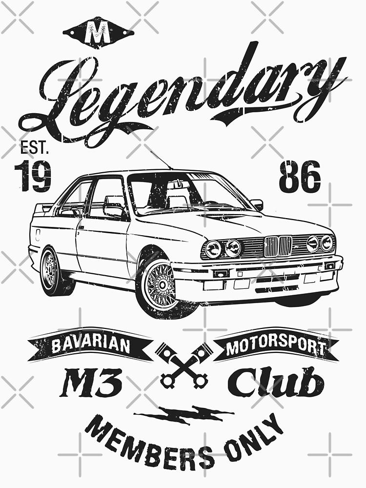 E30 M3 Front