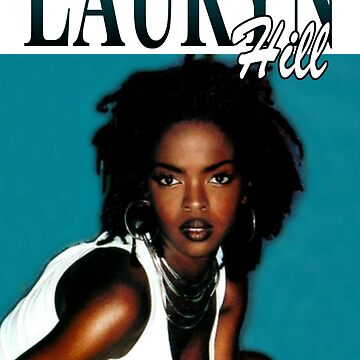 LAURYN HILL FUGEES 1990s R&B/Soul // VINTAGE INSPIRED DESIGN by charlierain