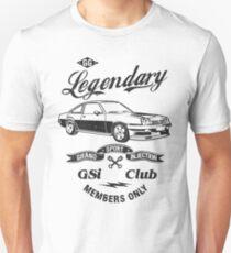 Manta B & quot; Legendary & quot; Unisex T-Shirt