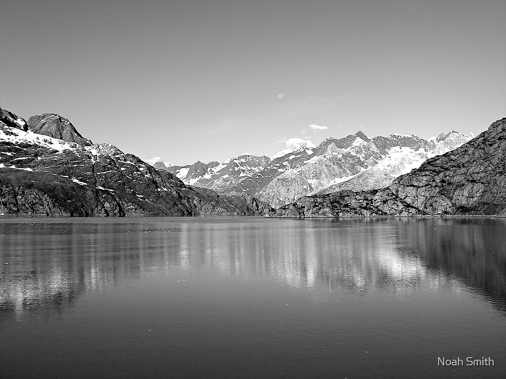 Magnificent Glaciers by Noah Smith