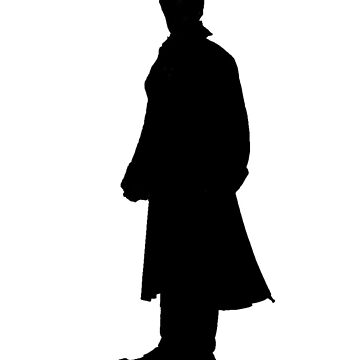 Killian Jones Silhouette  by captain-swaaan