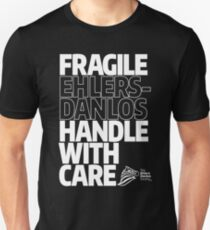Fragile: Handle with Care Unisex T-Shirt