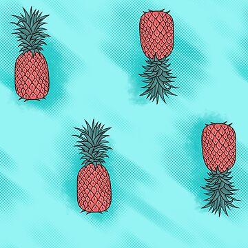 Pineapple Skies by julper