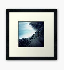 Fingal Cliffs Framed Print