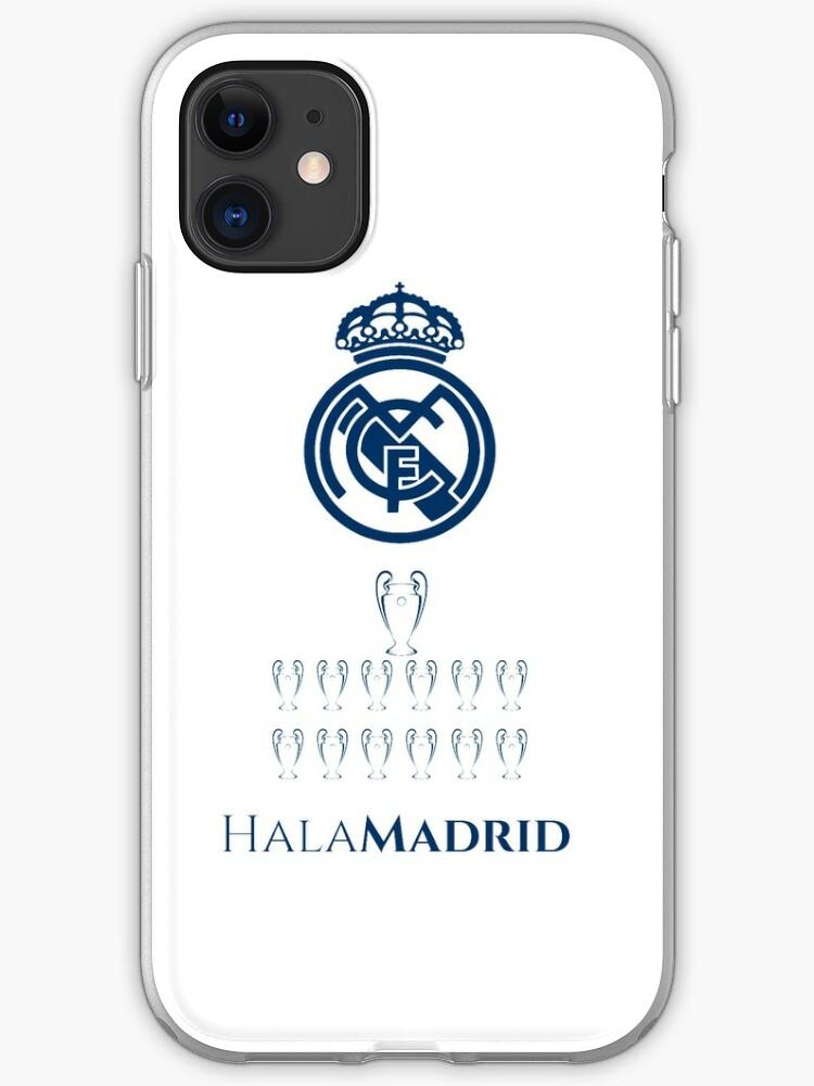 fundas iphone real madrid