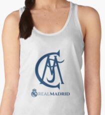 Camiseta Tirantes Para De Mujer Madrid Real wUUr0T6xn