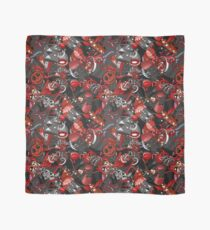 Punk Gothic pattern style Scarf