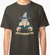 Snoring Monster Classic T-Shirt