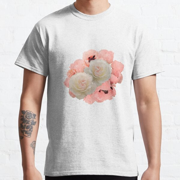 What the rose and the poppy say  Classic T-Shirt