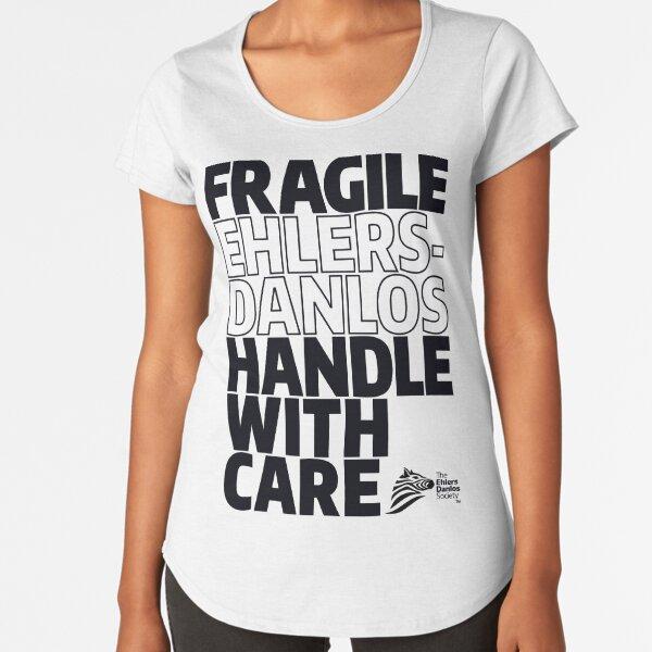 FRAGILE Premium Scoop T-Shirt