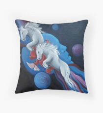 Unrealized Power Of The Mind Throw Pillow