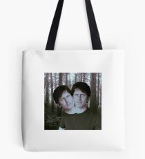 Two Headed Todd Howard Tote Bag