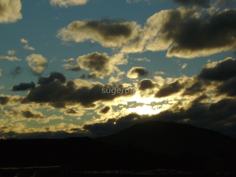 Sunrise by sugerpie