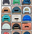 Letterboxes of The Jewellery Quarter by Ktphotouk