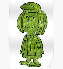 Peppermint Leaf Patty! Poster