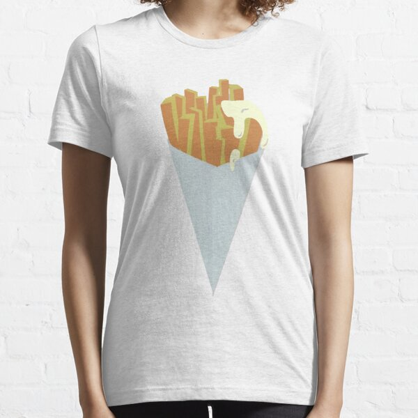 Belgian fries with mayonaise Essential T-Shirt