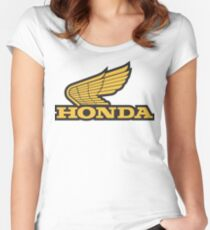 Honda Wings Women's Fitted Scoop T-Shirt