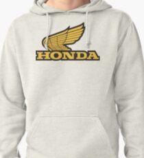 Sudadera con capucha Alas de Honda
