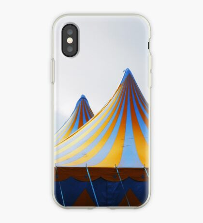 Circus Tents iPhone Case