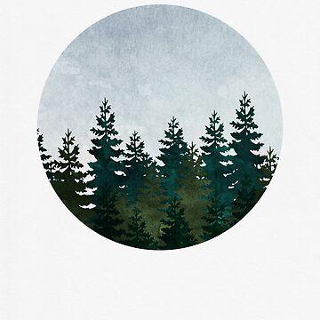 Evergreen by KookiePixel