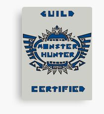 Guild Certified Canvas Print