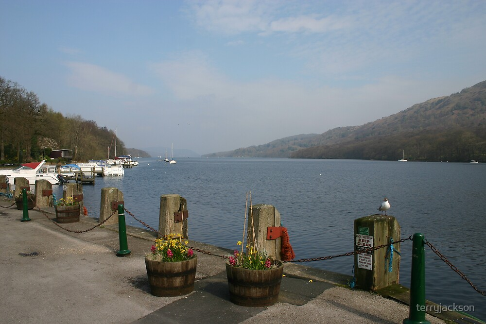 Lake district Cumbria by terryjackson