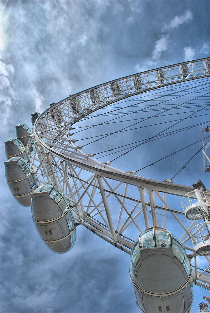 The Eye with the Sky by Keith McLuckie