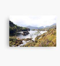 Lakes in Ireland Canvas Print